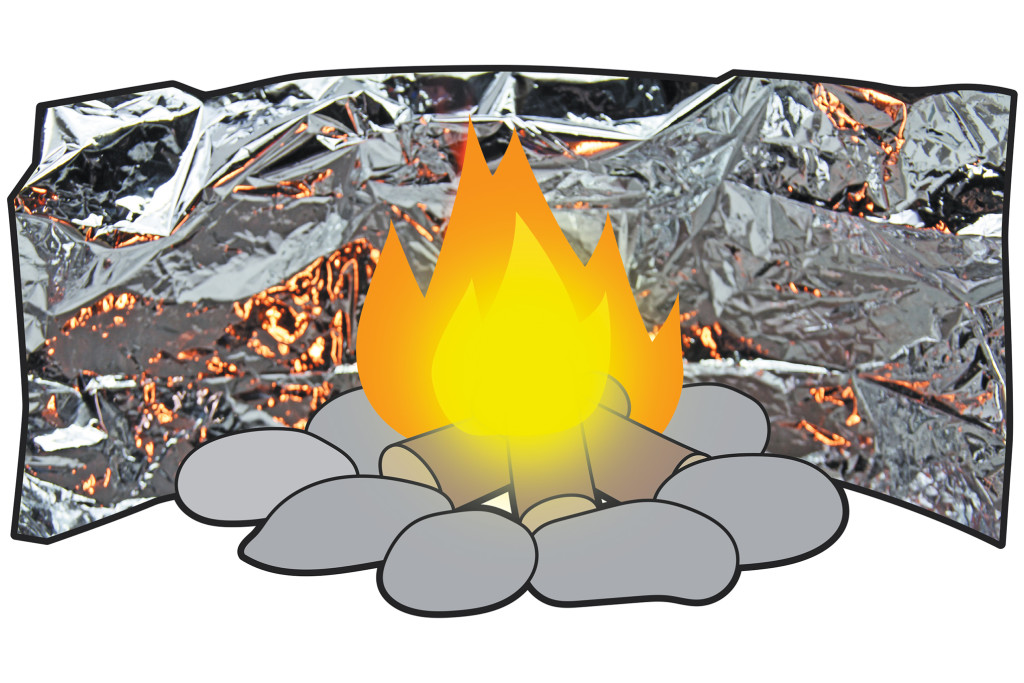 emergency-blanket-fire-heat-reflection