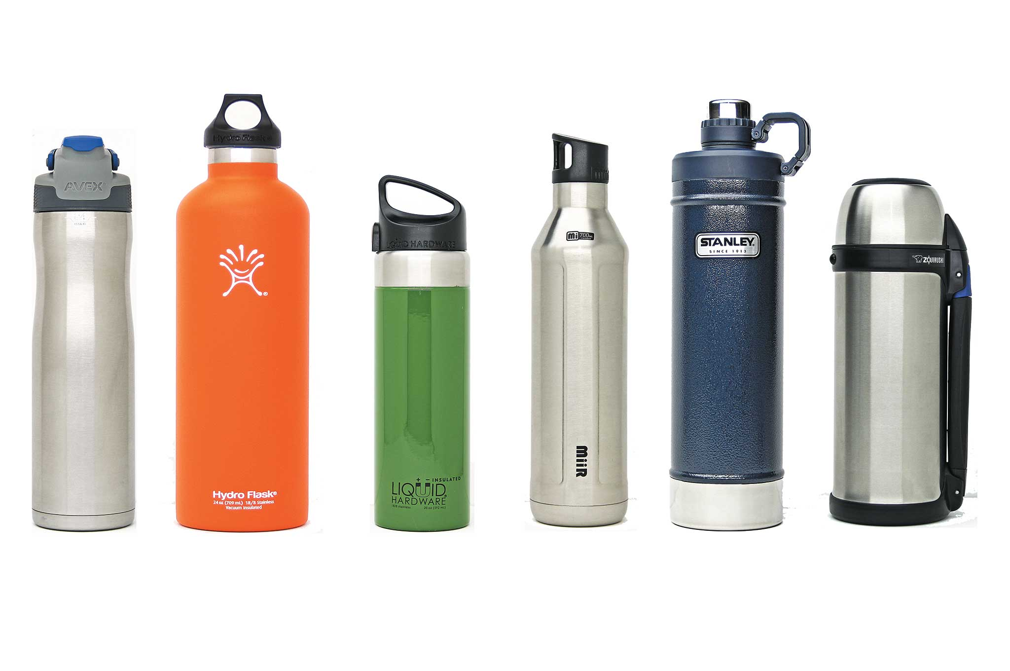 Stainless Steel Water Bottles Recoil Offgrid