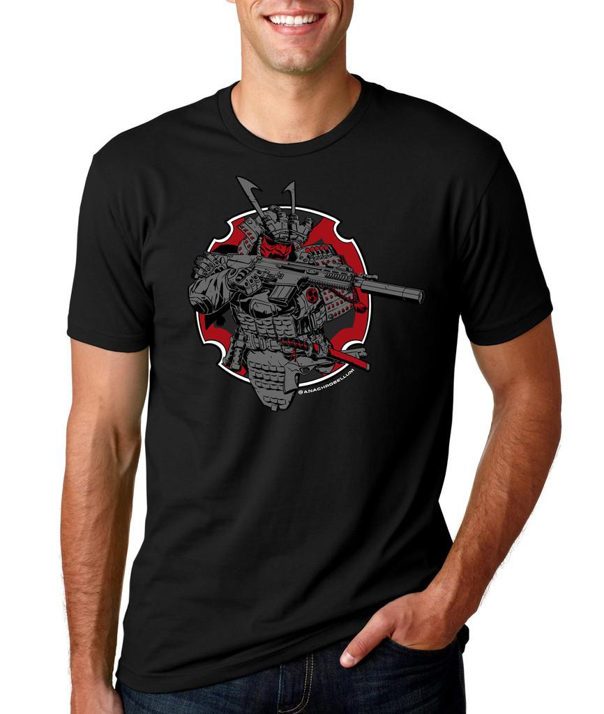 Anachrobellum Tactical Samurai shirt 5