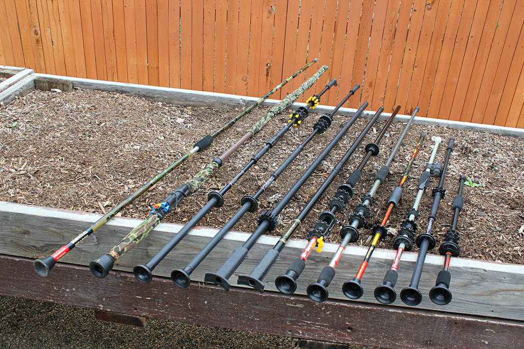 Modern blowguns are generally made of seamless aluminum tubing with injection-molded plastic mouthpieces and quivers for carrying darts.