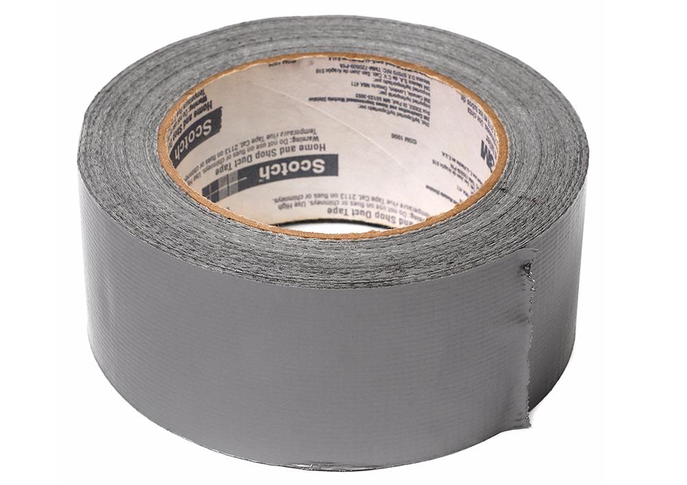 Duct tape roll storage EDC DIY tool repair 5