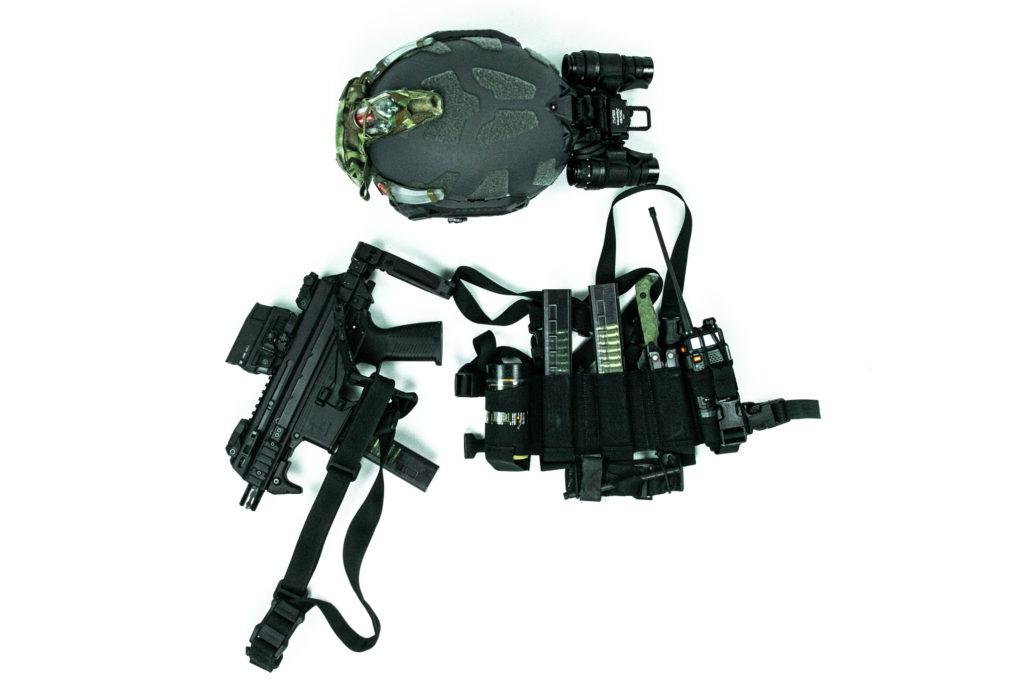 Dank Robber Chest Rig Review: Unobtanium Gear